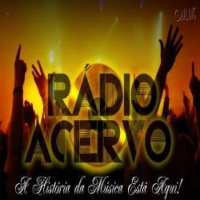 Logo of radio station Rádio Acervo