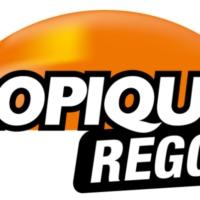 Logo of radio station Tropiques Reggae