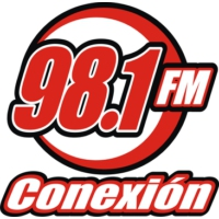 Logo of radio station XHIRC Conexión 98.1 FM