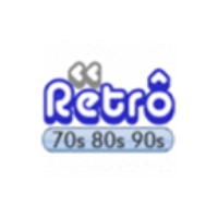 Logo of radio station Rádio Retrô FM
