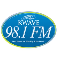 Logo of radio station K-Wave Las Vegas 98.1