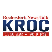Logo de la radio News Talk 1340 KROC-AM