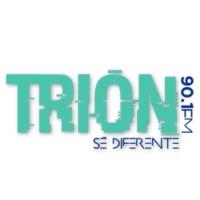 Logo de la radio Trion 90.1 FM