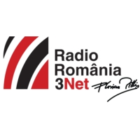 Logo of radio station Radio 3Net