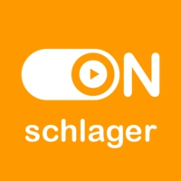 "Logo of radio station ""ON Schlager"""