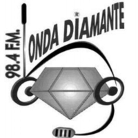 Logo of radio station Onda Diamante