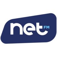Logo of radio station NET FM