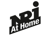 Logo de la radio NRJ At Home