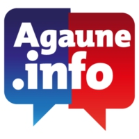 Logo of radio station Agaune Info