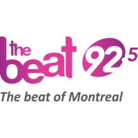 Logo de la radio CKBE The Beat 92.5