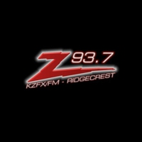 Logo of radio station KZFX Z-93.7 FM HD-1