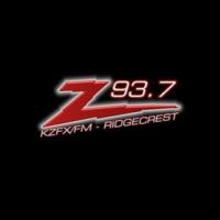 Logo de la radio KZFX Z-93.7 FM HD-1