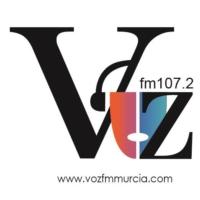 Logo of radio station Voz FM Murcia