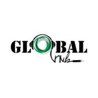 Logo of radio station Global RnB Radio