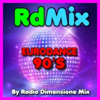Logo of radio station RDMIX EURODANCE 90S