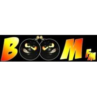 Logo of radio station Boom FM