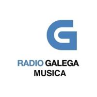 Logo of radio station Radio Galega Música