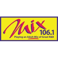 Logo of radio station WMXU Mix 106.1