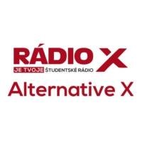 Logo of radio station Rádio X - Alternative X