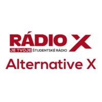 Logo de la radio Rádio X - Alternative X