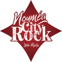 Logo of radio station Noumea City Rock