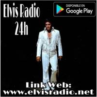 Logo of radio station Elvis Radio 24h
