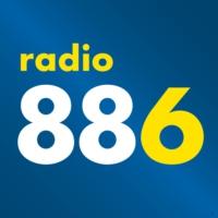 Logo of radio station radio 88.6