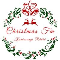 Logo of radio station Christmas FM - Hungary