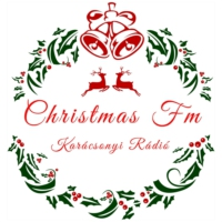 Logo of radio station Christmas FM - Hungary