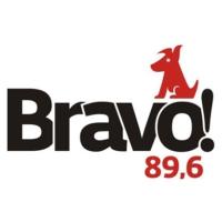 Logo of radio station Bravo Radio 89.6