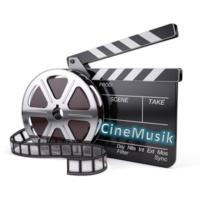 Logo of radio station CineMusik