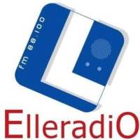 Logo of radio station ElleRadio FM 88.1