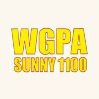Logo of radio station WGPA Sunny 1100 AM