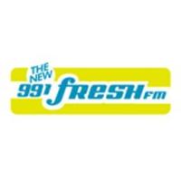 Logo of radio station CJGV Fresh FM 99.1