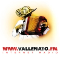 Logo of radio station WWW.VALLENATO.FM