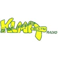 Logo of radio station KLMA Radio 96.5