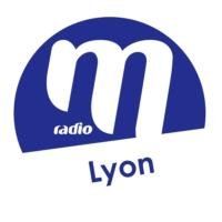 Logo of radio station M Radio - Lyon