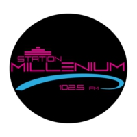 Logo of radio station Station Millenium