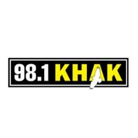 Logo de la radio 98.1 KHAK