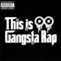 Logo of radio station G-Hop  Gangster Rap Radio
