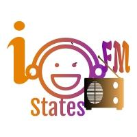 Logo of radio station iStates FM
