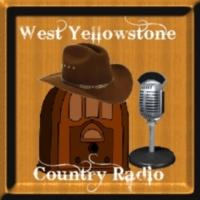 Logo of radio station West Yellowstone Country Radio