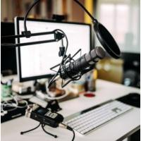 Logo of radio station Distinto Radio