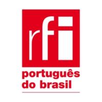 Logo of radio station RFI Brasil