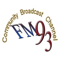 Logo of radio station PBC FM 93