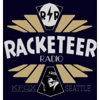 Logo of radio station Racketeer Radio