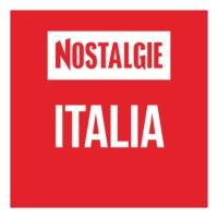 Logo of radio station Nostalgie Italia