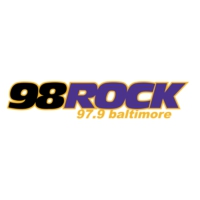 Logo of radio station WIYY 98 Rock