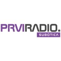 Logo de la radio PRVI radio Subotica