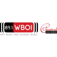 Logo of radio station WBOI 89.1 FM